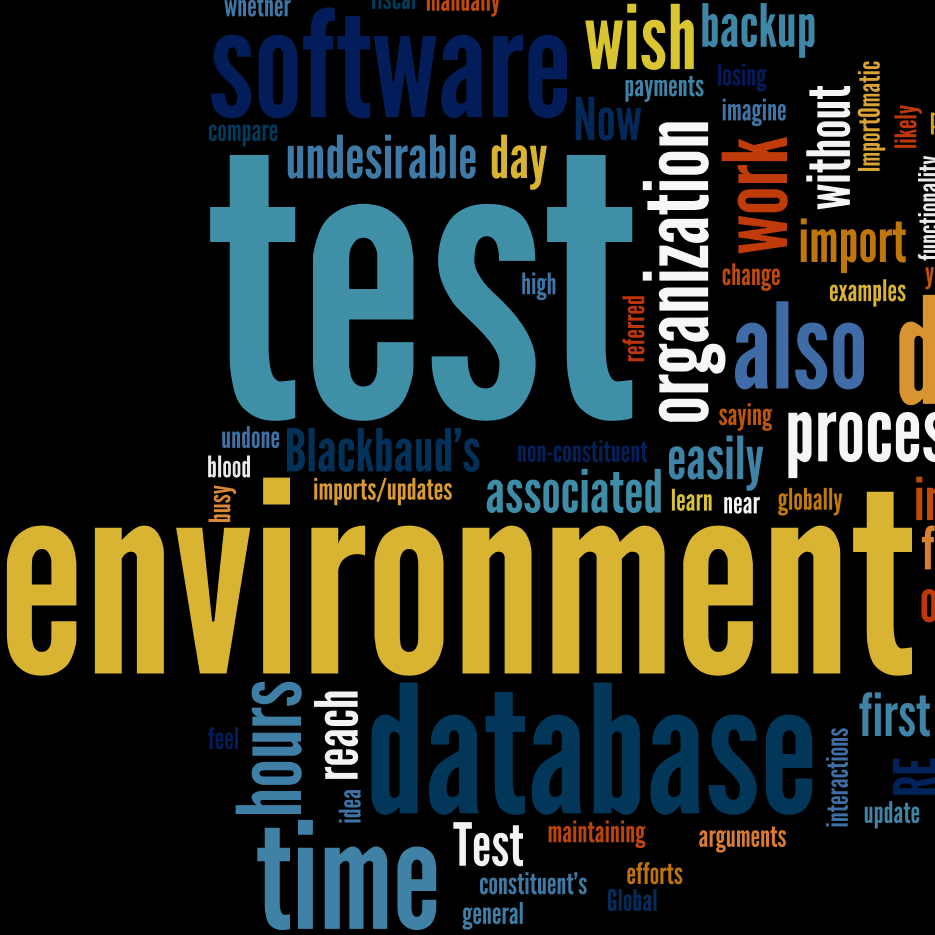 Test Environment Benefits and Best Practices