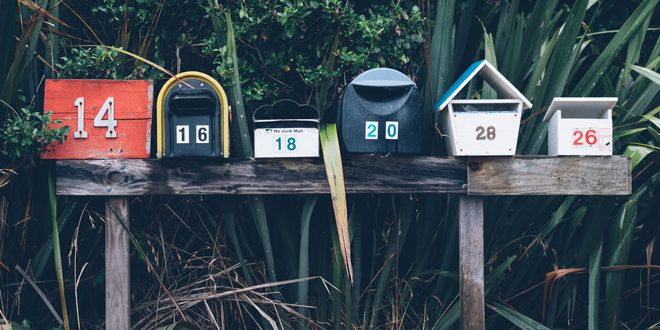 How to Mail to Organization Contacts
