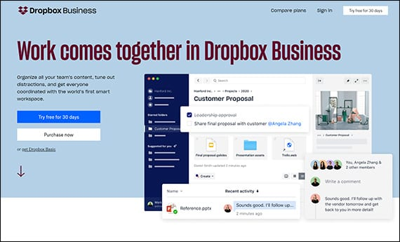 Learn more about Dropbox's Salesforce app for nonprofits by visiting their website.