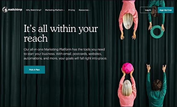 Visit Mailchimp's website to learn more about their Salesforce integration for nonprofits.