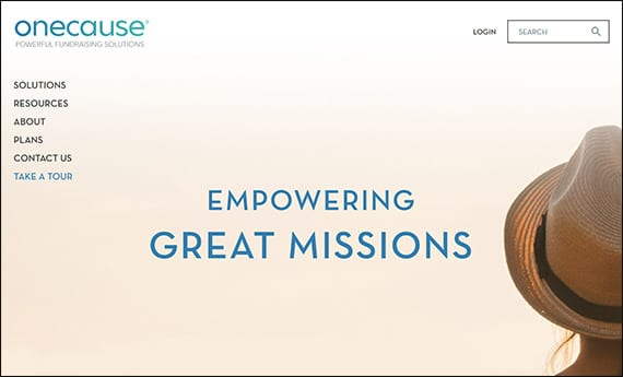 Learn more about OneCause's Salesforce app for nonprofits by visiting their website.