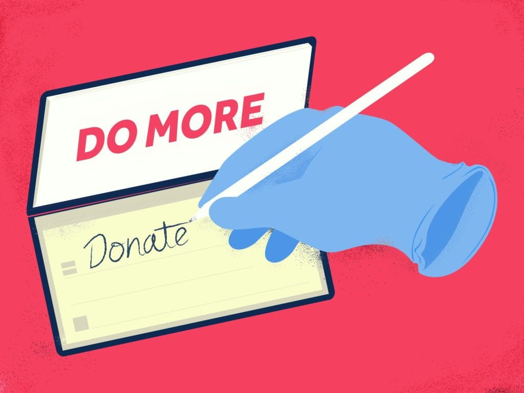 The ONE Thing Fundraisers Cannot Do Right Now