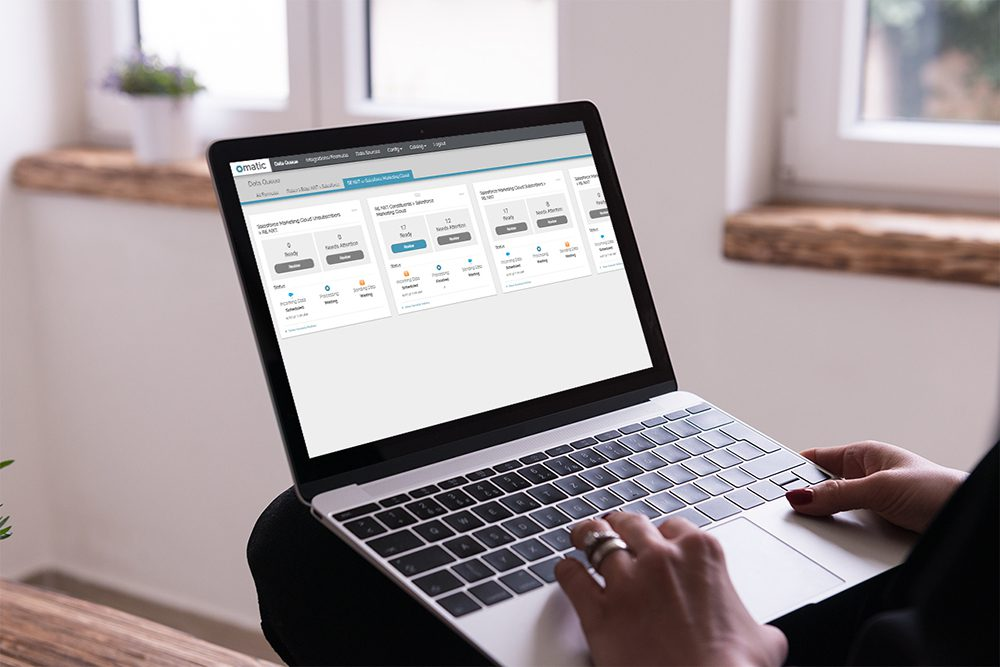 Omatic Announces Its New Solution for Integration of Salesforce Marketing Cloud with Blackbaud Solutions